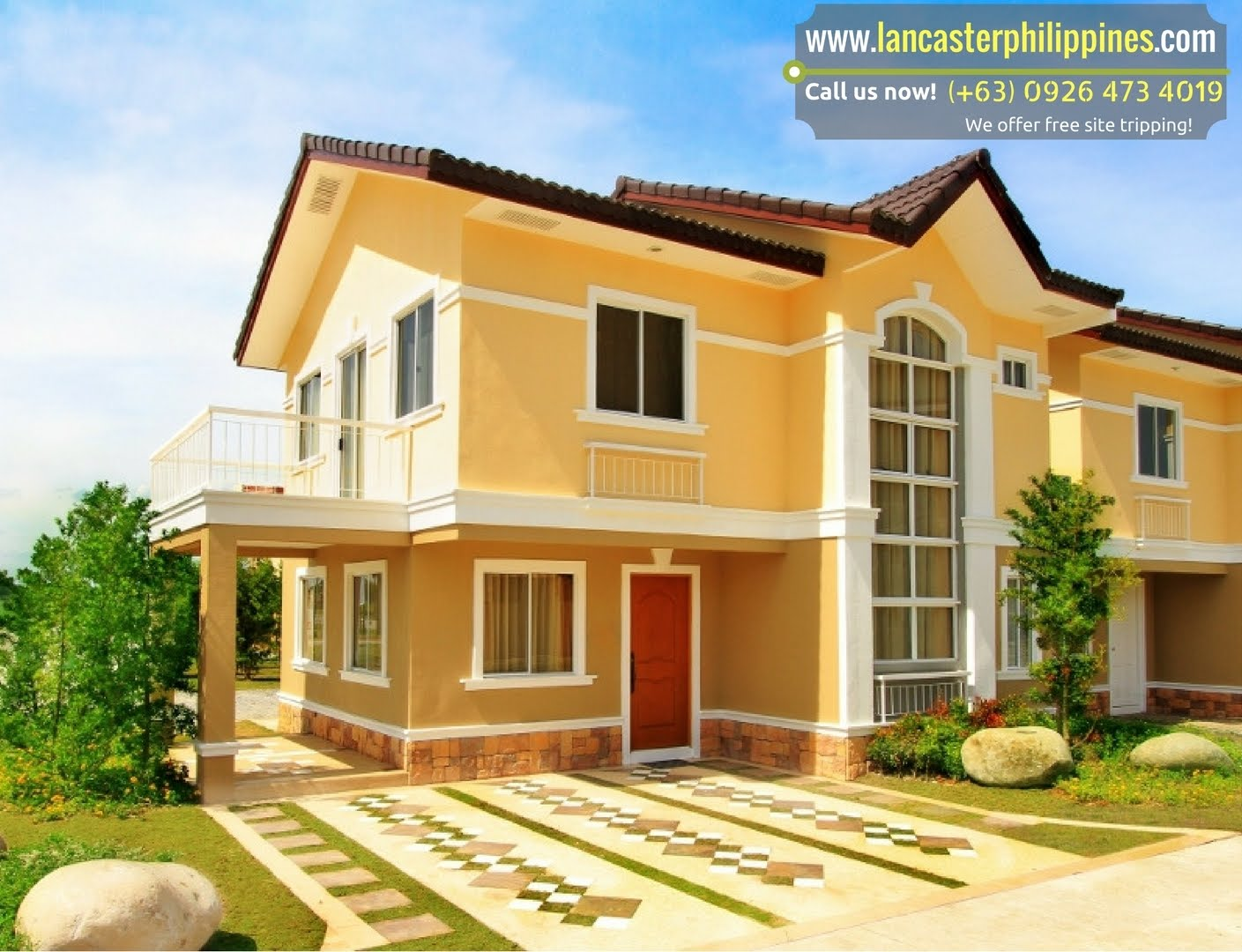 Alexandra - Lancaster New City Cavite| Affordable House for Sale in Imus-General Trias Cavite