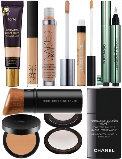 the best foundations and concealers