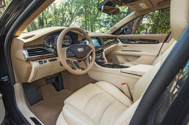 2016 Cadillac CT6 Platinum