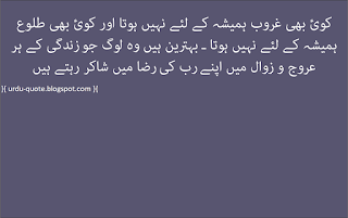 Urdu Lovely Quotes 0