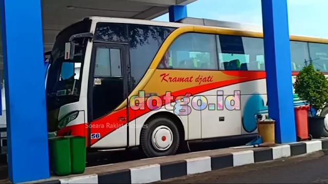 Ongkos tarif dan jadwal keberangkatan bus kramat jati subang rambutan jakarta