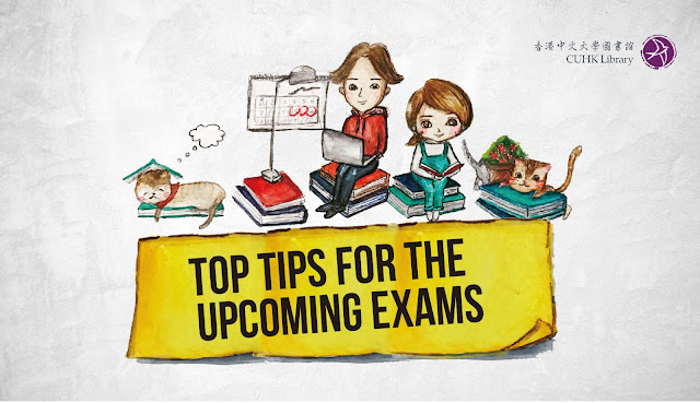 Top Tips for the Upcoming Exams