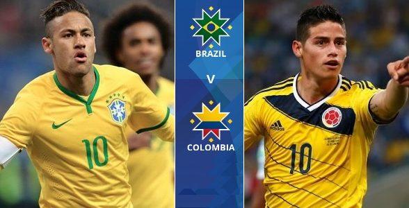 نتيجة مباراة البرازيل وكولومبيا Brazil vs Colombia اليوم الثلاثاء 5/9/2017 في تصفيات كأس العالم عن قارة امريكا الجنوبية