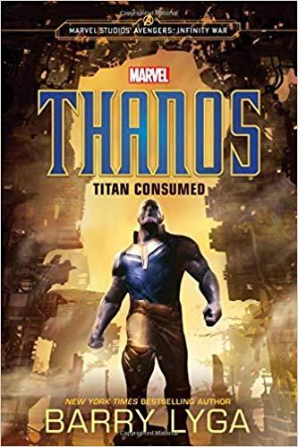 Thanos, by Barry Lyga