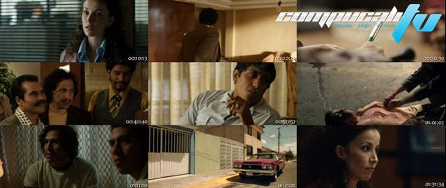Mexican Gangster DVDRip Latino