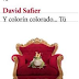 """Y colorín colorado... tú"" de David Safier"