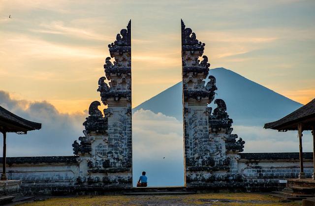 Pura Lempuyangan, Pura Tertinggi di Bali
