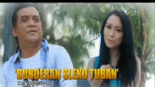 Lirik Lagu Bunderan Sleko Tuban - Didi Kempot