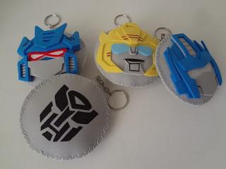 Lembrancinhas  aniversário Transformers