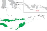 letak Provinsi Nusa Tenggara Timur'