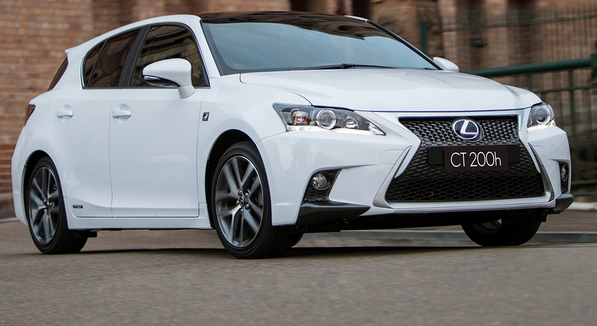 2015 Lexus CT200h Review Australia