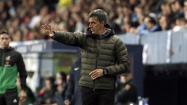 """Muñiz - Málaga -: """"Sé que vamos a pelear el ascenso"""""""