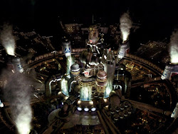 The Wertzone: Cities of Fantasy: Midgar