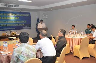 Forum Koordinasi Keamanan Laut Resmi Ditutup