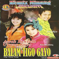 Ratu Sikumbang, Decky Ryan & Uchi - Balam Tigo Gayo (Album)