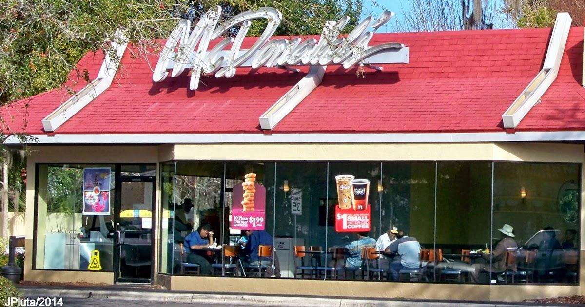 Gainesville Fast Food Restaurants