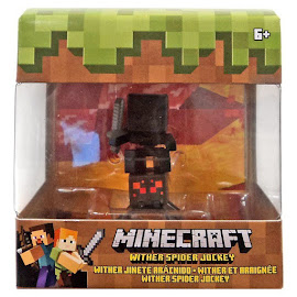 Minecraft Riders Wither Skeleton Mini Figure
