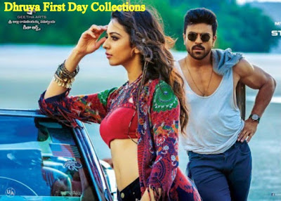 Dhruva first day Collections
