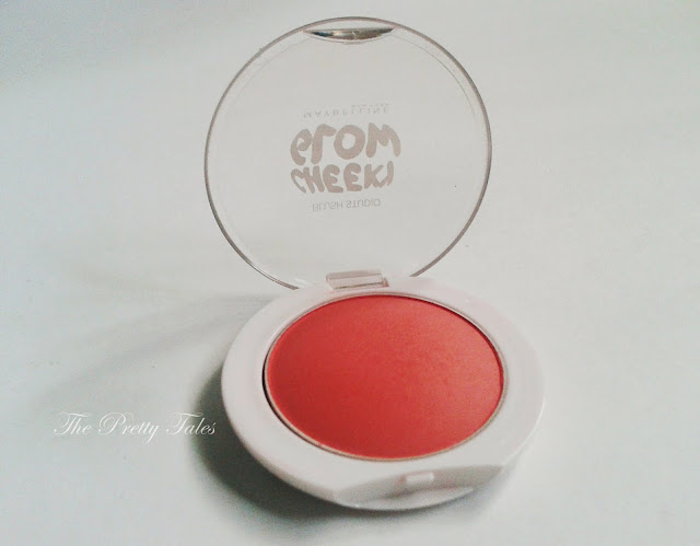 maybelline cheeky glow fresh coral review