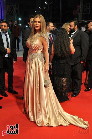 بالصور : حفل توزيع جوائز السينما العربية.. (25 صورة)
