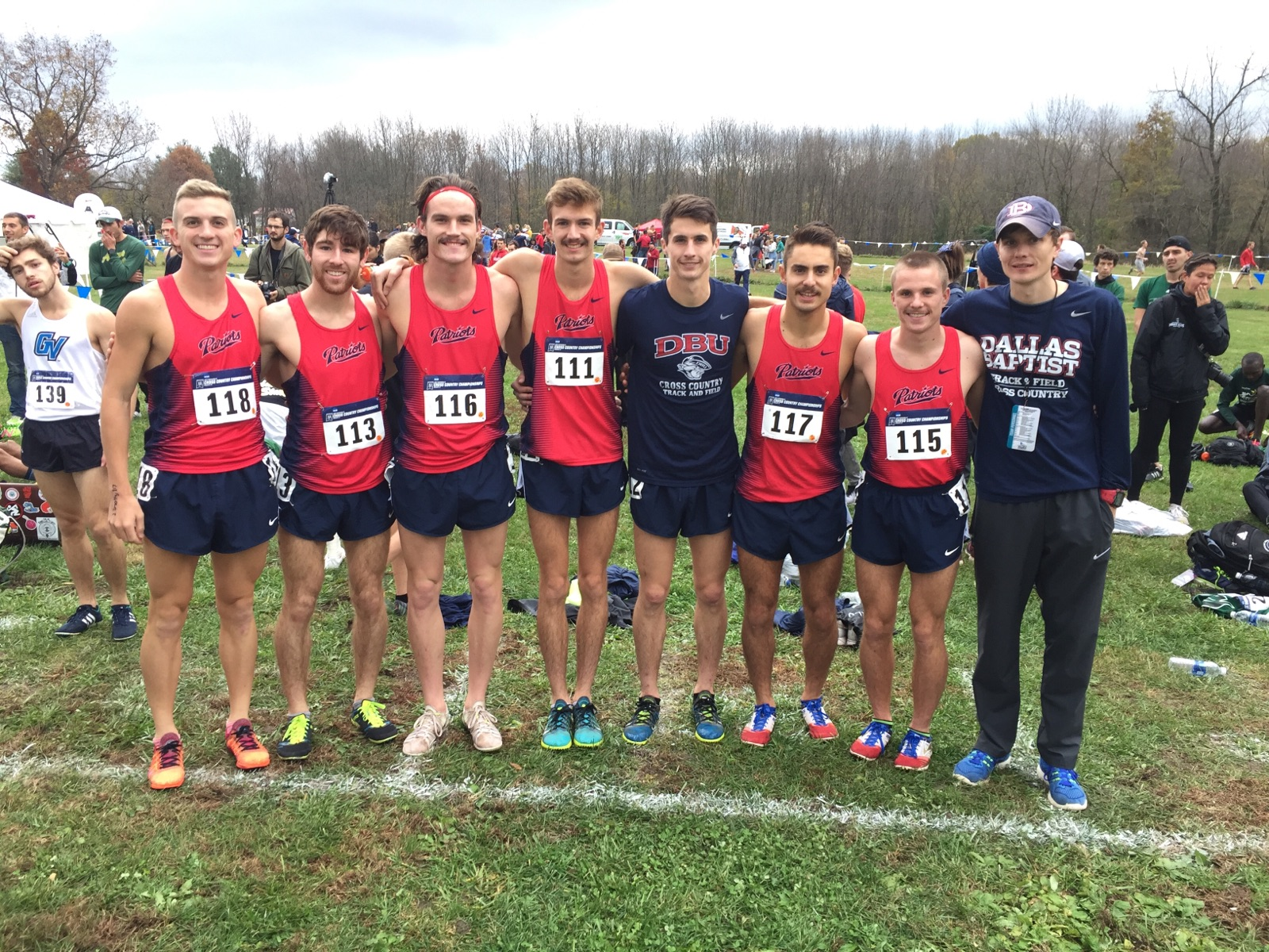 6ba7b468972 What a year it has been for the Dallas Baptist University Cross Country  teams! I remember this time last year