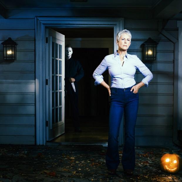 Elenco fala sobre o novo Halloween