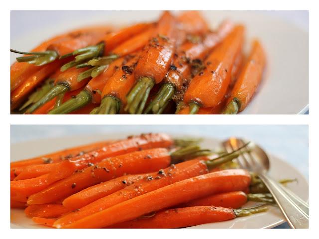 Rinderkotelett vom Jungrind, Karotten sous-vide und Spitzkohl | Arthurs Tochter kocht. Der Blog für Food, Wine, Travel & Love von Astrid Paul