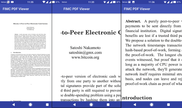 How To Open PDF File in Android Application Example