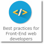 10 best practices for Front-End web developers