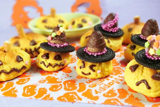 ハロウィンの手作りお菓子