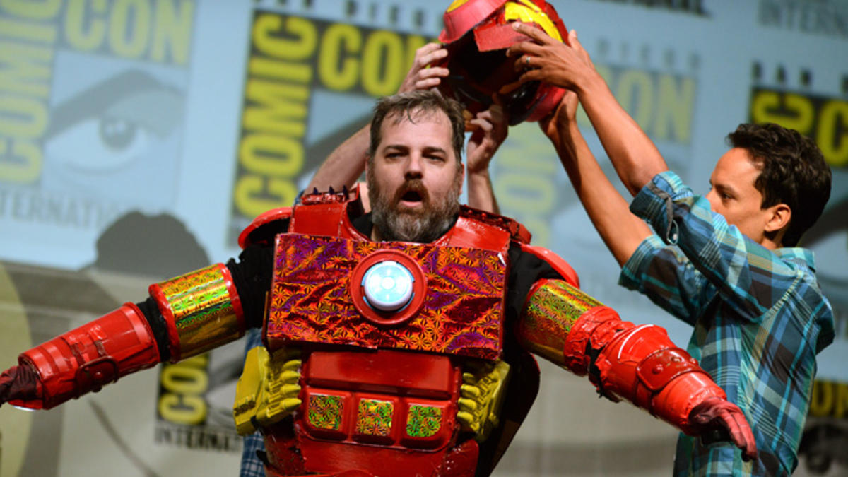 Dan Harmon, creador de 'Rick and Morty'