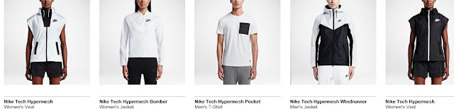 Nike Tech Hpermesh Activewear