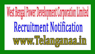 West Bengal Power Development Corporation LimitedWBPDCL Recruitment Notification 2017