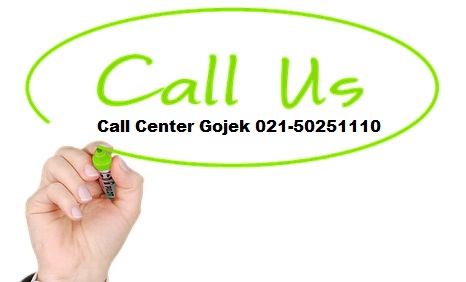 call center gojek, twitter gojek, email gojek