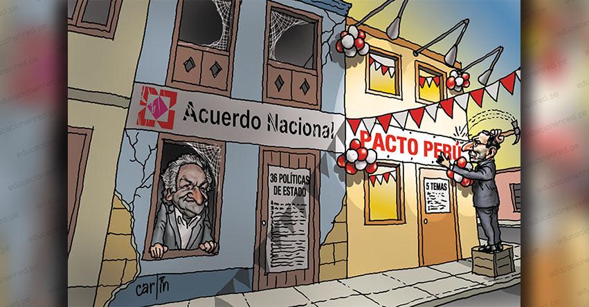 Carlincaturas Sábado 1 Agosto 2020 - La República