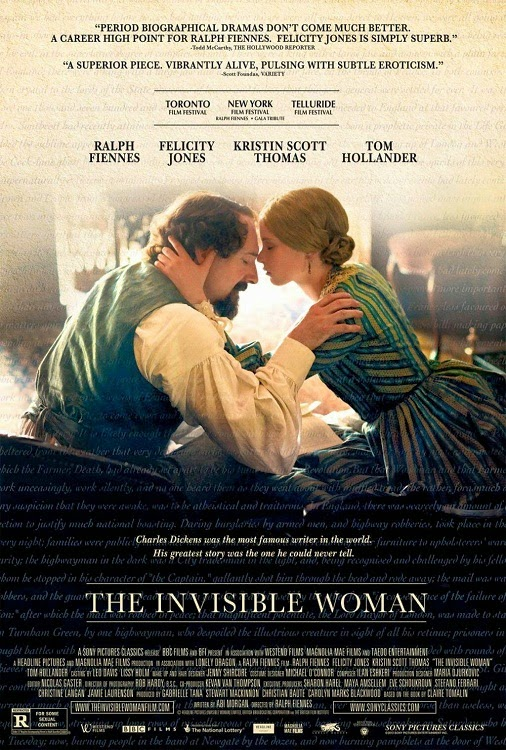 Download The Invisible Woman (2013) BluRay 720p
