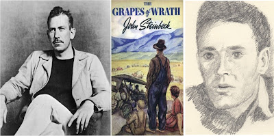 Poem Through Tom Joad's Voice: On January 24, 1940 the Film Grapes Of Wrath was released