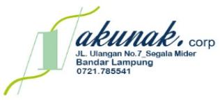 Info Lowongan Kerja Lampung Terbaru di AKUNAK CORP Bandar Lampung Maret 2018