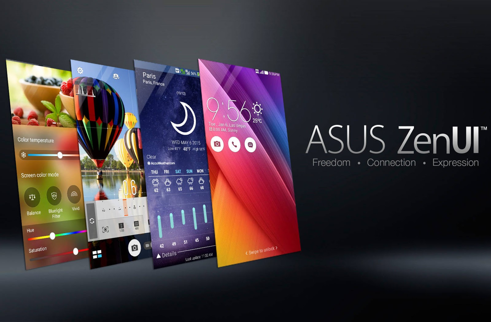 ZenUI Launcher, Launcher Gratis Dengan Beragam Fitur Premium