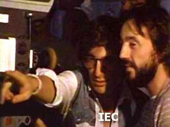 "Hungarian-born cinematographer Vilmos Zsigmond, winner of an Oscar for his achievements on ""Close Encounters of the Third Kind"""
