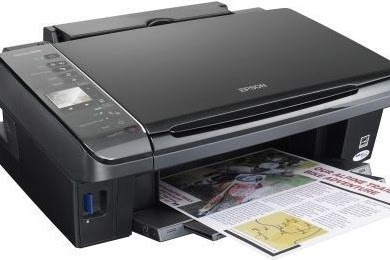 Epson Stylus SX425W Printer Driver Download