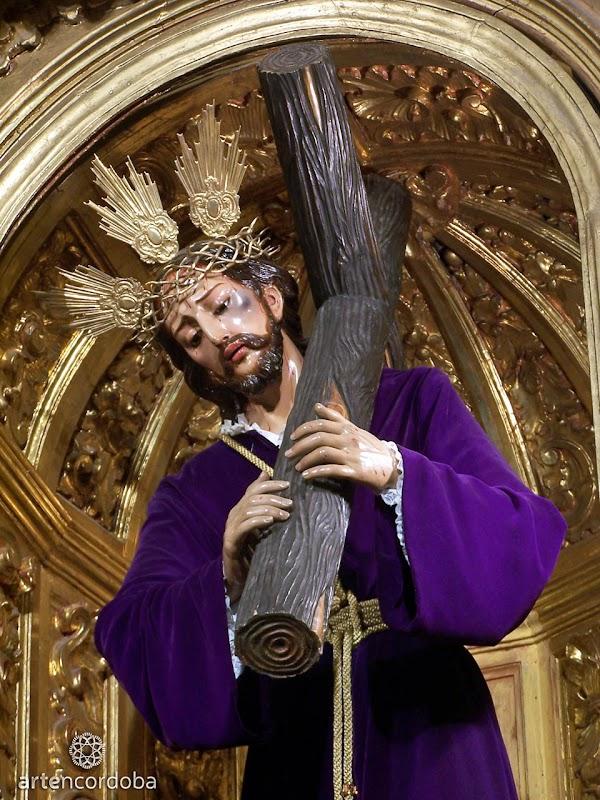 Horario e Itinerario Via Crucis El Señor del Calvario. Córdoba 05 de Abril del 2019