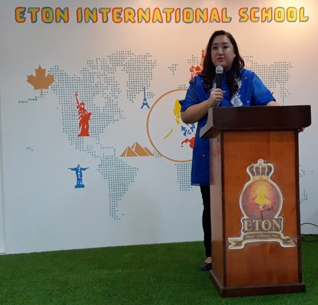ETON INTERNATIONAL SCHOOL CCP