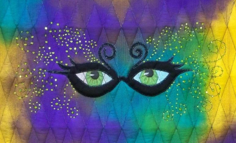 Beautiful Lovely Mardi Gras