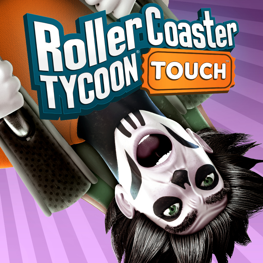 Atari's Hit Mobile Game RollerCoaster Tycoon Touch Receives