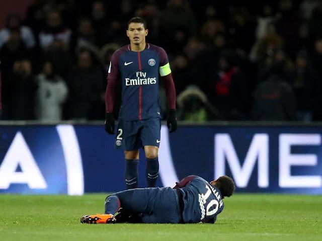 Ada Ancaman dari Payet Sebelum Neymar Cedera?