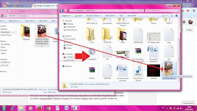 Cara Copy Paste File Folder