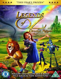 Las leyendas de Oz: El regreso de Dorothy (2014)