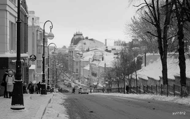 Университетская улица.
