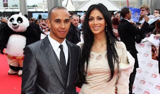Lewis Hamilton Ex Girlfriend Nicole Scherzinger